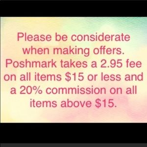 Accessories - Be considerate💕
